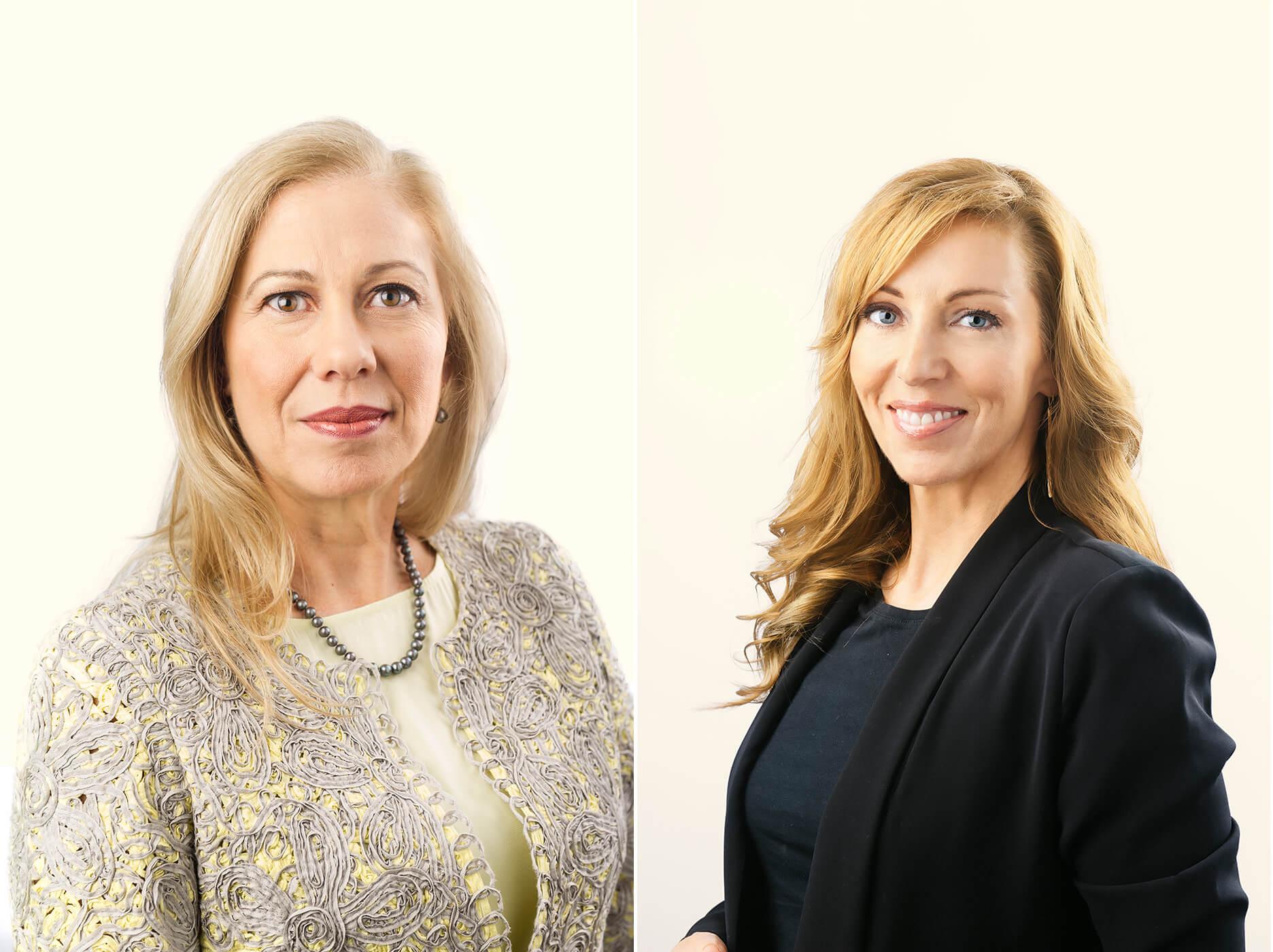 Corporate Headshots and Corporate Portraits