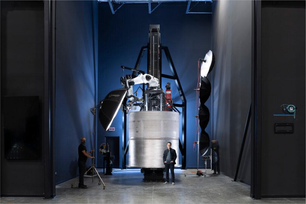 Aerospace Industry Photography